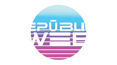 Logo podcast República Web