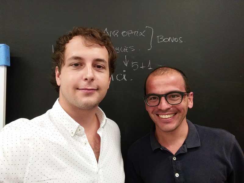 Francisco Presencia y Javier Archeni Podcast