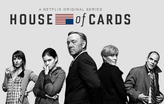 Personajes de la serie House of Cards Netflix