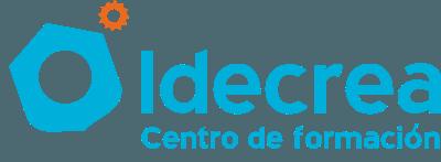 Logo Idecrea Escuela artes digitales Valencia